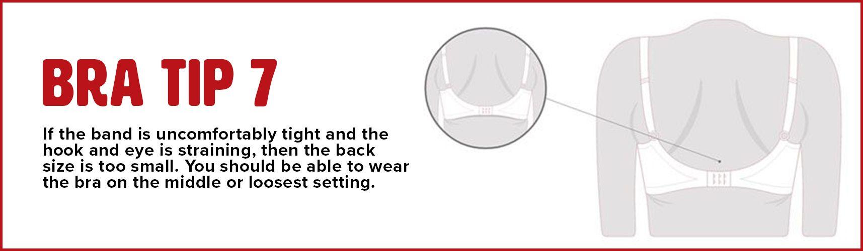 measure your bra size