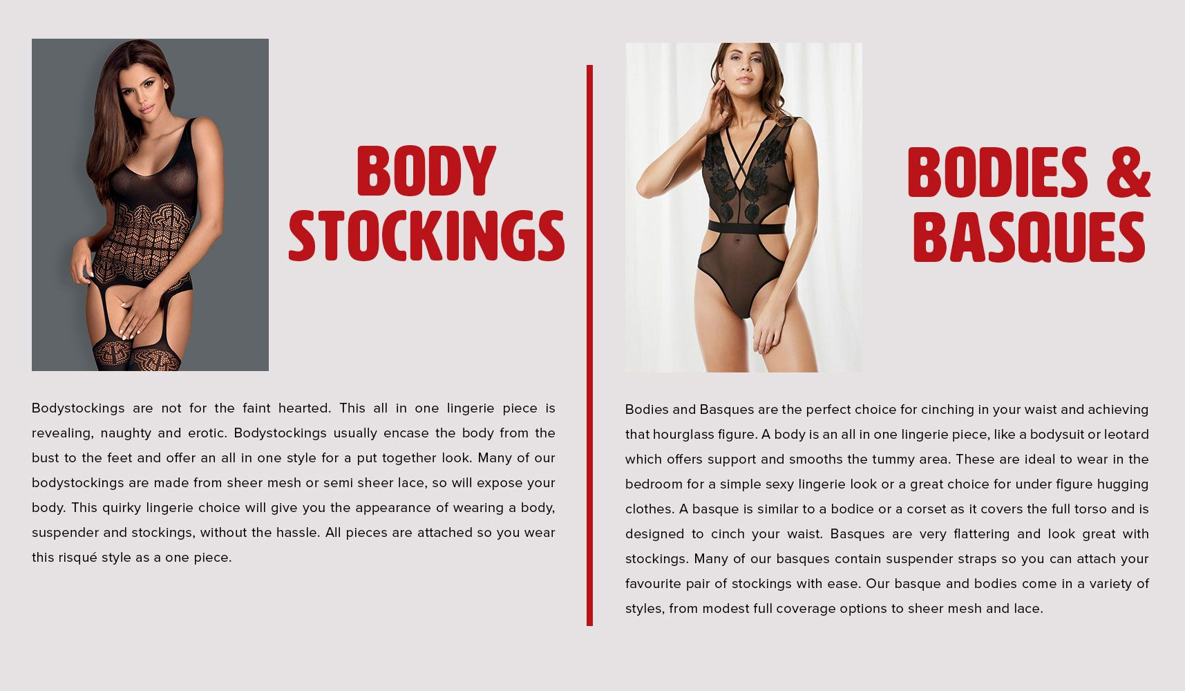 bodystockings bodies basques