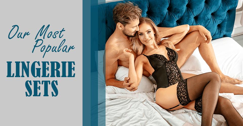 most popular lingerie sets
