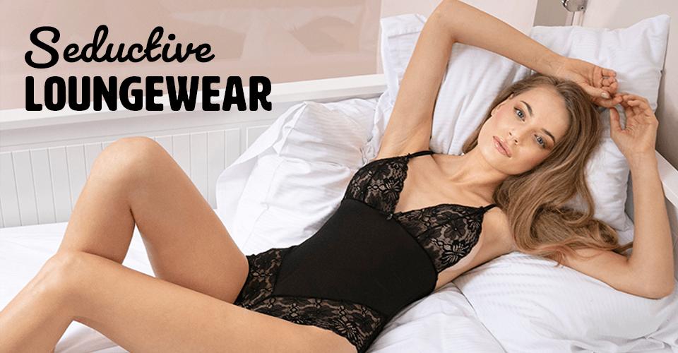 sexy loungewear
