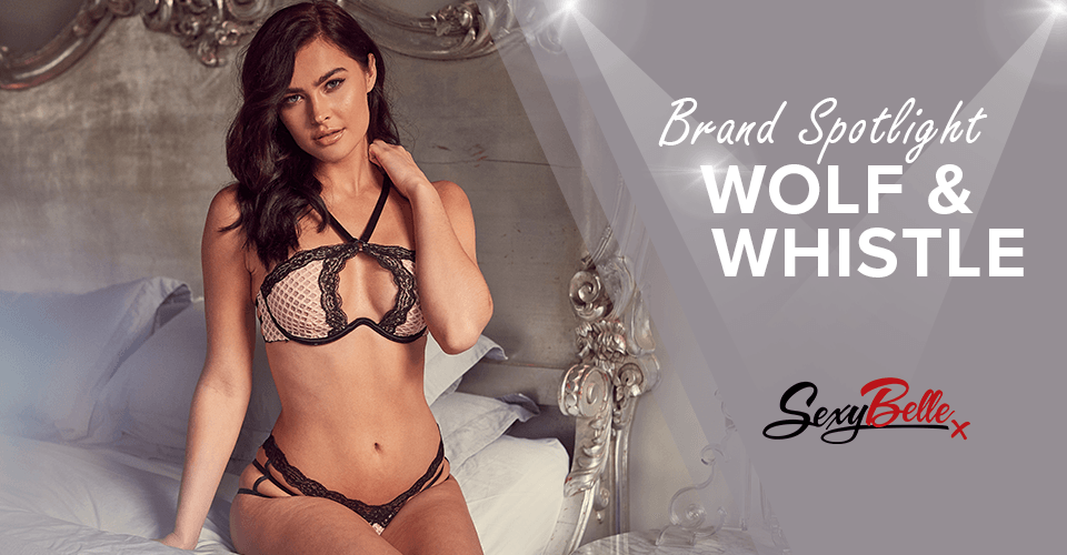 wolf & whistle lingerie