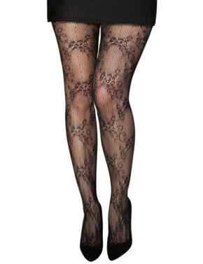 Contradiction by Pour Moi Make A Scene Tights Black
