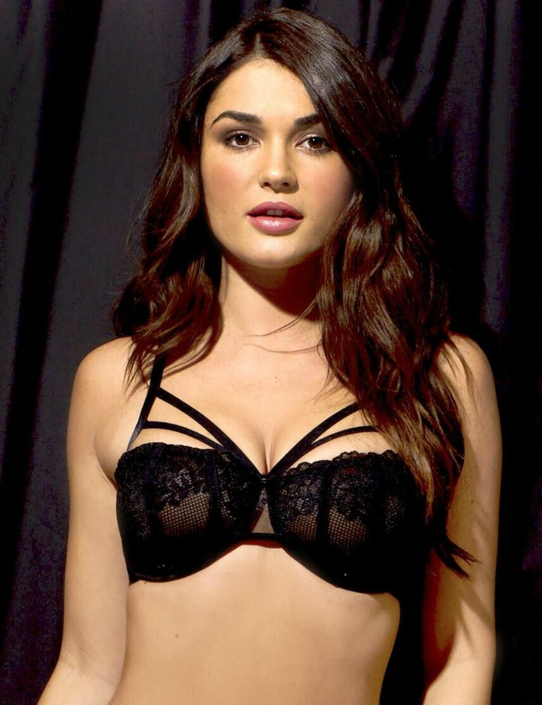 50000 Contradiction by Pour Moi Strapped Underwired Bra  - 50000 Black