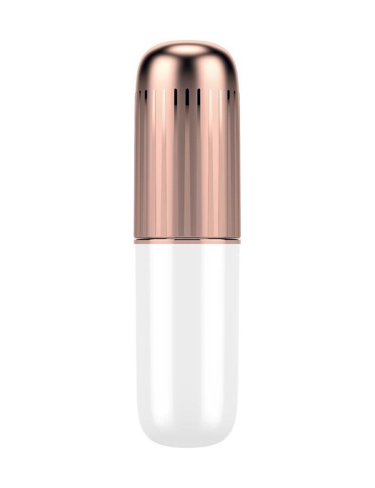 E27914 Satisfyer Secret Affair Mini Waterproof Vibrator - E27914 White/Rose Gold