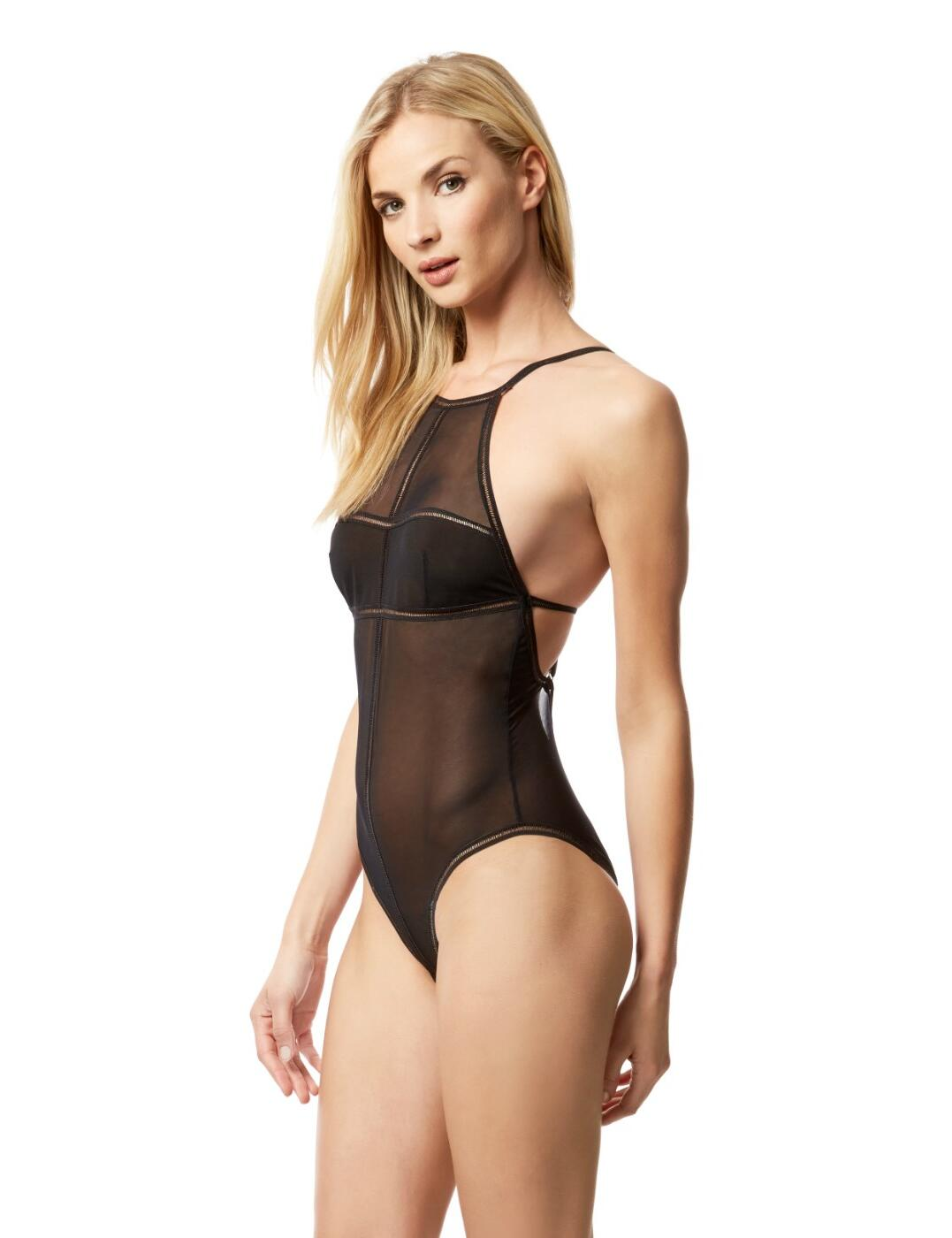 40158 Bluebella Lydia Body - 40158 Black
