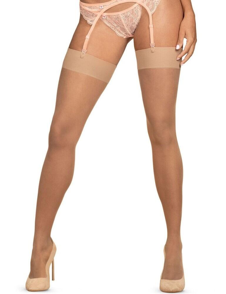 S800 Obsessive Stockings - S800 Nude