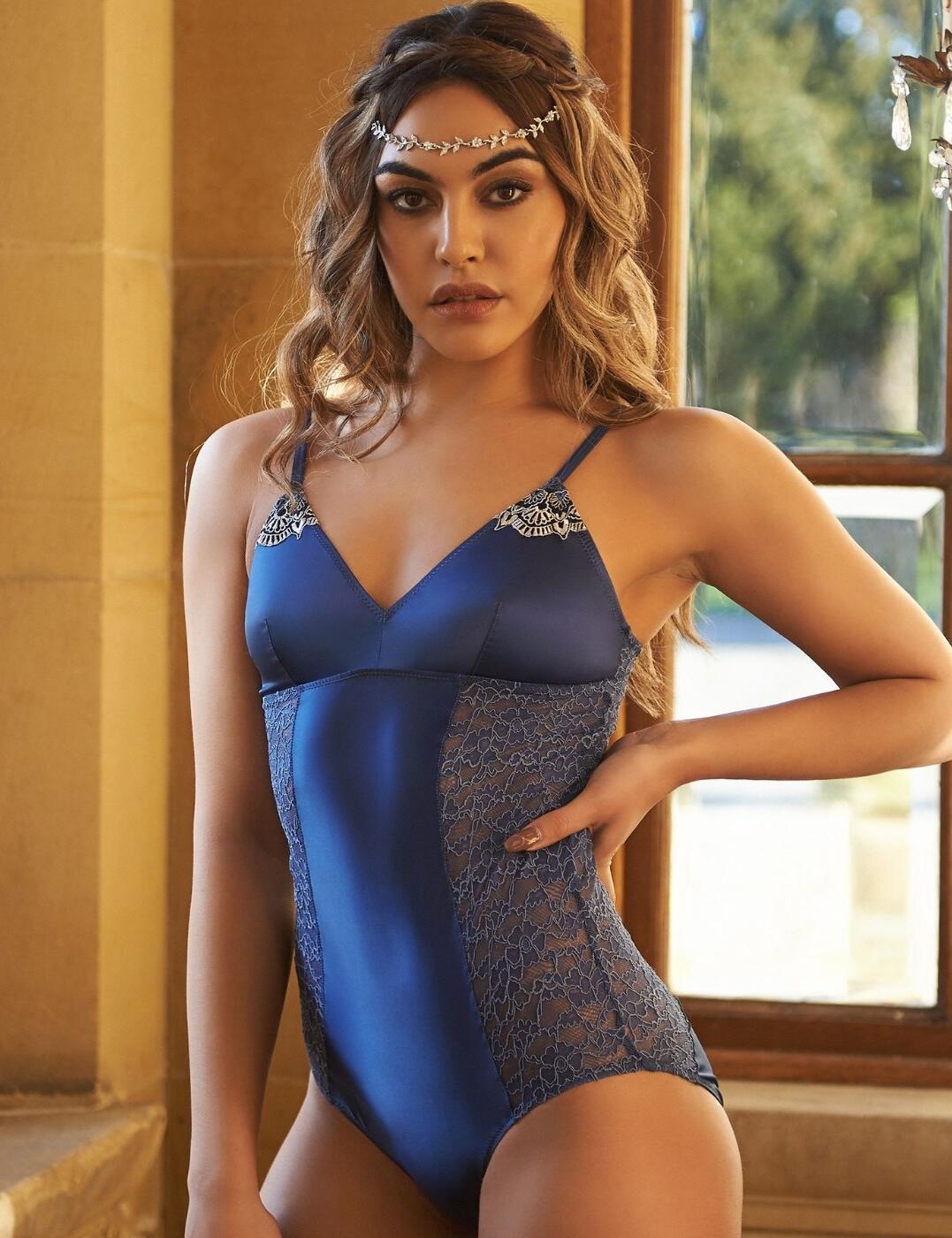 B002 Tallulah Love Aphrodite Body Gift Box - B002 Blue