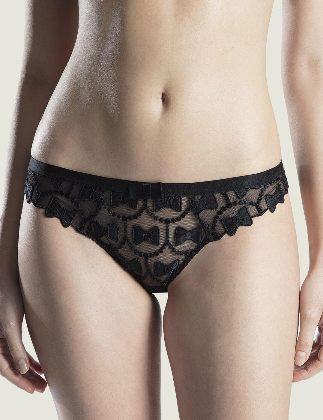 Aubade Viktor & Rolf The Bow Collection Brazilian Brief Soir