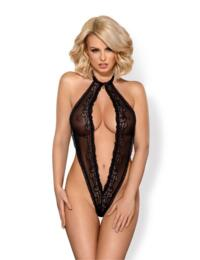 830-TED-1 Obsessive Hot Teddy - 830-TED-1 Black