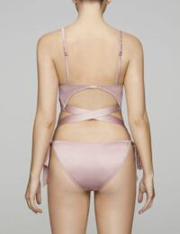 LIL-023-01 Muse By Coco de Mer Lily Playsuit - LIL-023-01 Blossom