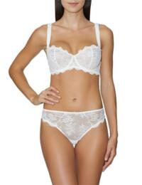 Aubade A LAmour Comfort Full Cup Bra in Nacre