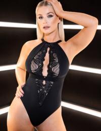 Scantilly by Curvy Kate Indulgence Body Black
